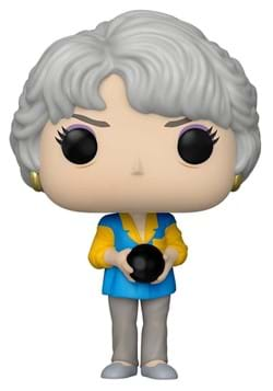 POP TV Golden Girls Dorothy Bowling Uniform Figure