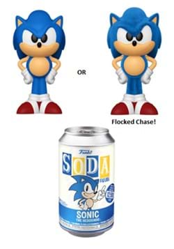 Vinyl SODA Sonic Sonic