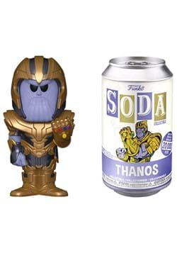 Vinyl SODA: Marvel- Thanos w/Chase