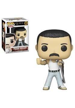 POP Rocks: Queen- Freddie Mercury Radio Gaga
