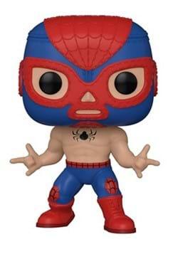 Funko POP Luchadores Marvel Spider-Man