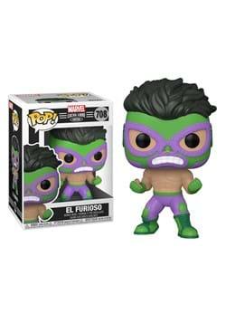 POP Marvel: Luchadores- Hulk