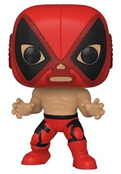 Funko POP Luchadores Marvel Deadpool