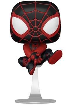 POP Games Spider Man Miles Morales Game Bodega Cat Suit