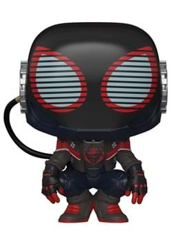 POP Games Marvels Spider Man Miles Morales Game 2020 Suit