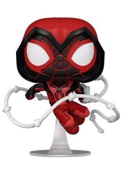 POP Games Marvels Spider Man Miles Morales Miles
