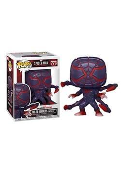 POP Games Spider Man Miles Morales Programmable Matter Suit