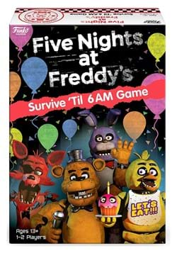 Signature Games Five Nights at Freddy's Game