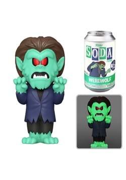 Vinyl SODA: Scooby Doo- Werewolf Figure