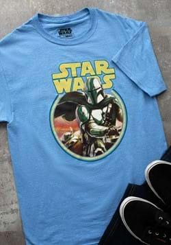 Star Wars The Mandalorian Team Circle T-Shirt