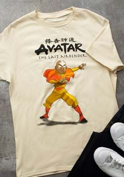 Mens Avatar State Aang T-Shirt