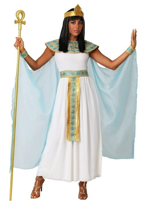 Womens Queen Cleopatra Costume