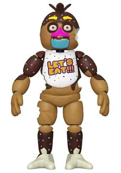 Action Figure Five Nights At Freddys Chocolate Chica
