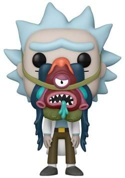 POP Animation Rick Morty Rick with Glorzo Figure