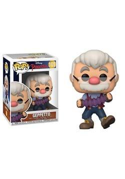 POP Disney Pinocchio Geppetto with Accordion Figure-1