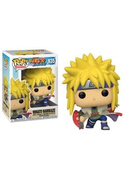 POP Animation Naruto Minato Namikaze Figure