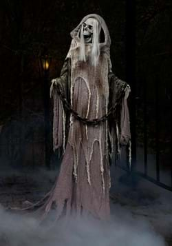 6 ft Standing Ghoul Animatronic Decoration