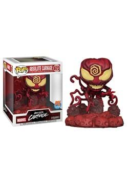 Funko Pop Marvel Heroes Absolute Carnage PX Deluxe Figure