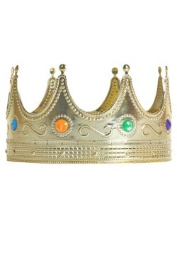Royal Jeweled Adult Crown