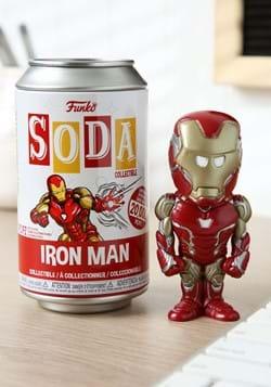 Vinyl SODA Endgame Iron Man