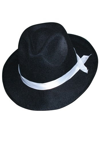 Zoot Suit Mobster Adult Hat