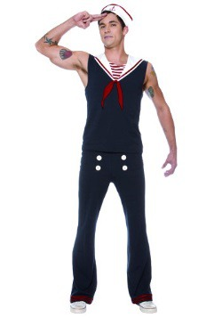 Deckhand Sailor Costume