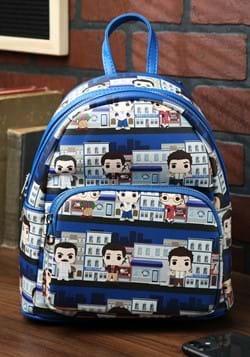 Funko Seinfeld Pop City Mini Backpack