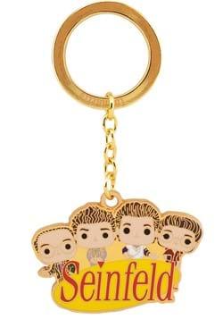 Funko Seinfeld Pop Group Keychain