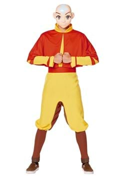Avatar Adult Aang Costume