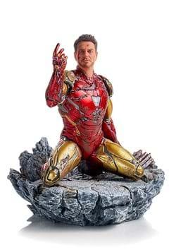 Avengers: Endgame I am Iron Man BDS Art Scale 1/10