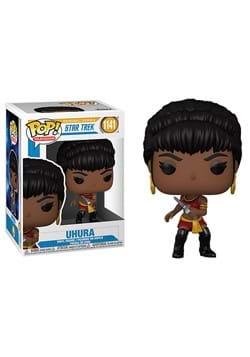 Star Trek Funko POP TV Uhura Mirror Mirror Outfit