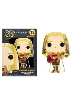 Phoebe from Friends Funko POP Pin