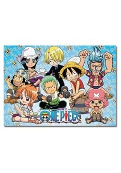 ONE PIECE - WATER 7 GROUP 300PCS PUZZLE