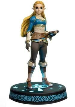 Legend of Zelda: Breath of the Wild Zelda Statue