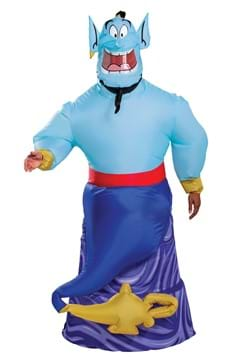 Aladdin Adult Genie Inflatable Costume