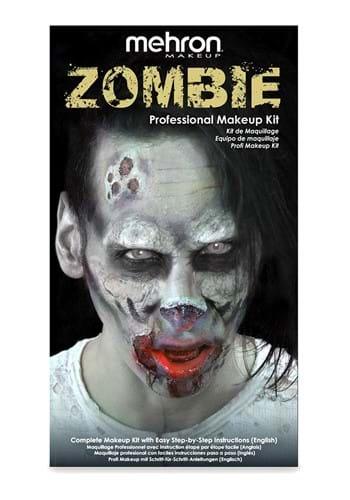 Living Dead Zombie Makeup Kit