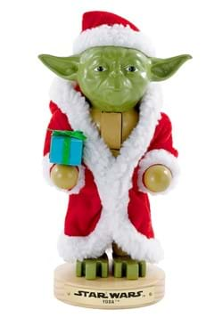 Star Wars Santa Yoda Nutcracker update