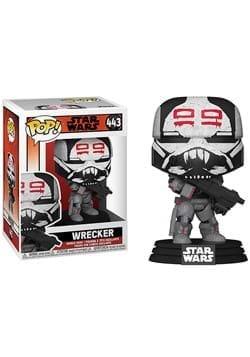 POP Star Wars Bad Batch Wrecker