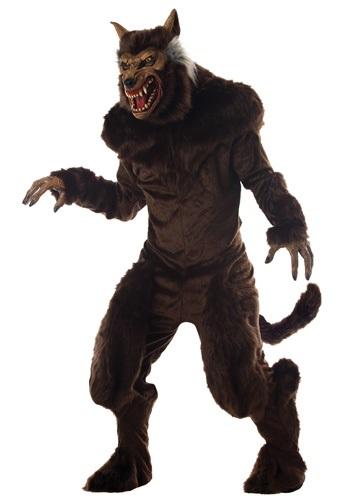 Deluxe Scary Werewolf Costume