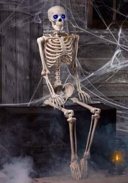 60 Inch Light Up Skeleton Prop