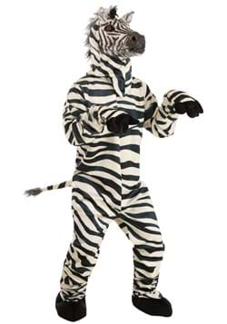 Zebra Suit Mouth Mover Mask