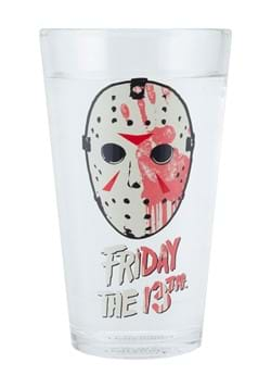 Friday the 13th Cold Change Decal Glass