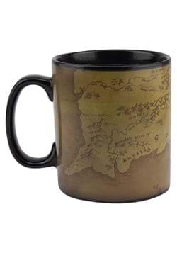 Lord of the Rings Large Heat Change Mug