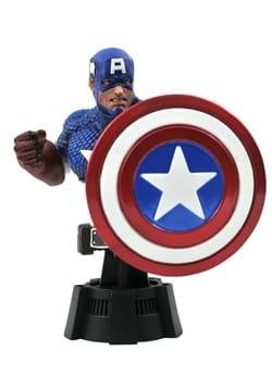 Diamond Select Marvel Comic Captain America Bust