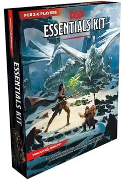 Dungeons and Dragons RPG Essentials Kit