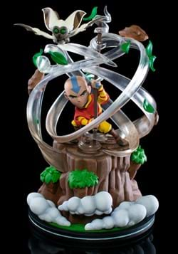 Avatar the Last Airbender Aang Q-Fig Max Elite