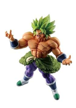 Dragon Ball Full Power Super Saiyan Broly Vs Omnibus Z