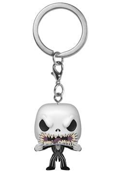 POP Keychain NBC Jack Scary Face