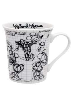 Disney Minnie 20oz Sketchbook Mug