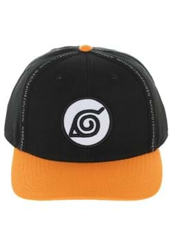 Naruto Taping Pre Curved Snapback